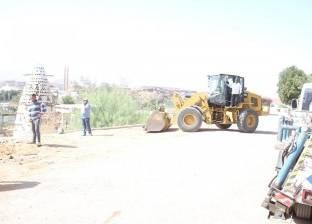 بالصور| استكمال المرحلة الأخيرة لتطوير منطقة قصر الثقافة بشرم الشيخ