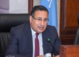 محافظ الإسكندرية يكلف بتحديد أسماء المسئولين عن تطهير الشنايش
