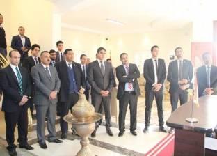 """أمانة العمال بـ""""مستقبل وطن"""" بكفر الشيخ تستكمل مبادرة """"أيد وطن"""" لتكريم العمال"""