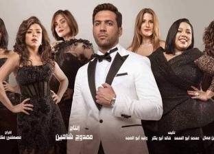 """الحلقة الثانية من مسلسل الزوجة 18: حسن الرداد يراوغ """"دهب"""""""
