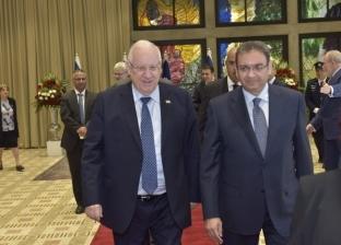سفير مصر بإسرائيل: السلام الشامل والعادل أساس تحقيق الاستقرار