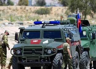 الشرطة العسكرية الروسية تبدأ دوريات في منطقة منبج بشمال سوريا