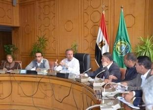 7200 متر لإنشاء مدرستي تعليم أساسي بمدينة المستقبل في الإسماعيلية