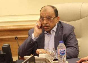 وزير التنمية المحلية ومحافظ القاهرة يتفقدان أتوبيسات الغاز الطبيعي