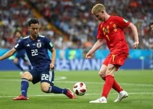 كأس العالم  بث مباشر مباراة البرازيل وبلجيكا اليوم 6/7/2018