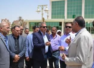 وزير الشباب والرياضة: مشروع فرع نادي الإسماعيلي بأرض النخيل إنجاز