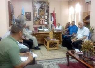 رئيس منطقة الإسكندرية الأزهرية يشدد على تسليم الكتب أول يوم دراسة