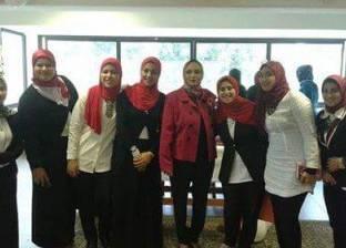 """""""رياض أطفال الإسكندرية"""" تنظم مؤتمر ريادة الأعمال للطالبات"""