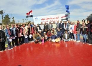 هيئة قناة السويس تستقبل وفد اتحاد طلاب الإسماعيلية ودمياط