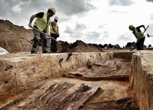 """""""الجحيم على الأرض"""".. مقبرة جماعية لـ125 جنديا في خندق ألماني"""