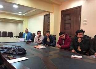 """""""مستقبل وطن"""" يهنئ شباب الحزب على الفوز بعضوية اتحاد طلاب جامعة دمياط"""