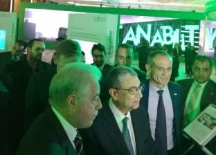 """رئيس """"شنايدر العالمية"""": نشارك في المشروعات القومية العملاقة بمصر"""