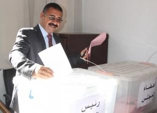 فتح باب التصويت بأول انتخابات لنقابة المهندسين الفرعية في مطروح