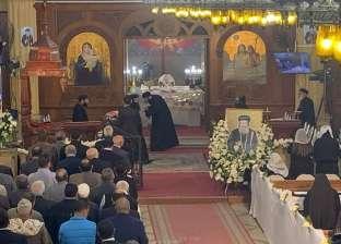 بالصور| دير القديسة دميانة يستعد لتنظيم مراسم الأربعين للأنبا بيشوي