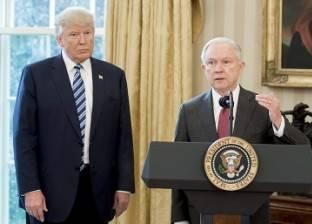 «ترامب» يهاجم وزير العدل.. ومحاميه: عزل الرئيس يشعل ثورة شعبية فى أمريكا