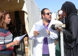 محافظ أسوان يعلن تنظيم أكبر مستشفى ميداني بقرية الديوان