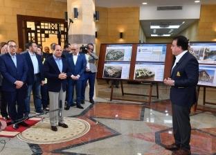 فيديو.. جولات السيسي في شرم الشيخ قبل افتتاح منتدى الشباب