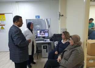"""مدير """"أشعة الإسكندرية"""": توريد جهاز رنين مغناطيسي إلى مستش رأس التين"""