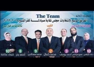 """""""صيادلة"""" كفر الشيخ تعلن نتائح الانتخابات وفوز محمد كمال بمقعد النقيب"""