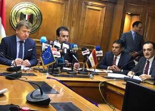 سفير الاتحاد الأوروبي يشيد بتخصيص مصر عام 2019 للتعليم