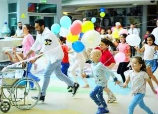"""فرحة أطفال 57357 مع تامر حسنى تتصدر """"تويتر"""" لليوم الثالث على التوالي"""