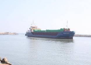 """ميناء """"الزيتيات"""" يستعد لاستقبال 5 آلاف طن بوتاجاز قادمة من ينبع"""