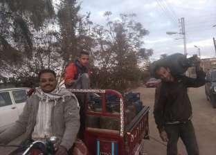 محافظ الإسكندرية ينفي زيادة أسعار أسطوانات الغاز