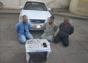 سقوط عصابة ارتكبت 4 جرائم قتل وسرقة ذهب مقيَّدة ضد مجهول في 3 محافظات