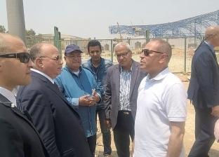 محافظ القاهرة يوجه بالقضاء على بؤر الباعة الجائلين والأسواق العشوائية