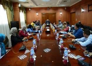 الغضبان: آلية جديدة لتحقيق أعلى عائد استثماري لبورسعيد من مشروعاتها