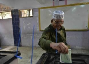 1113 مواطنا صوتوا من أصل 5379 يحق لهم الانتخاب في 3 لجان بقنا