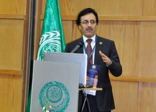"""""""القحطاني"""" يبحث جهود دعم التطوير الإداري في ليبيا"""