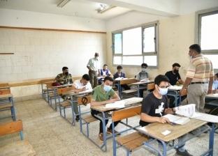 «روفائيل» طالب ثانوية عامة يستغيث بالوزارة: عاوز أسقط.. وتعليم بني سويف ترد