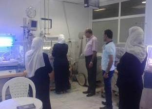 إحالة طبيب النساء والتوليد بمستشفى رشيد بالبحيرة للتحقيق
