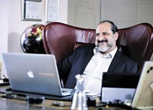 خالد الصاوى: لم أحسم موقفى من «خيرت الشاطر» فى «سرى للغاية»