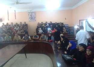 8 مطالب لعمال الاستثمار بالمطرية بعد حادث أتوبيس بورسعيد
