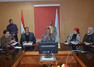 بالصور| محافظ كفر الشيخ: مستعدون لمؤتمر الشباب وسنصعد توصياته للقيادة السياسية