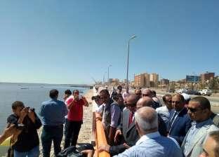 وزير الزراعة: القيادات السياسية حريصة على تنمية بحيرات الأسماك
