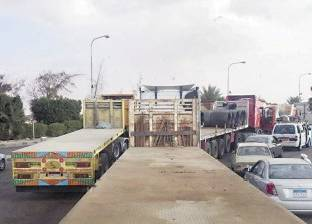 نفق «أحمد حمدى»: الصيانة تعطل مرور السيارات.. والعبور يستغرق 48 ساعة