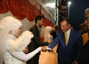 """محافظة قنا تحتفلبـ""""يوم اليتيم"""" بزواج 6 عرائس بكورنيش النيل"""