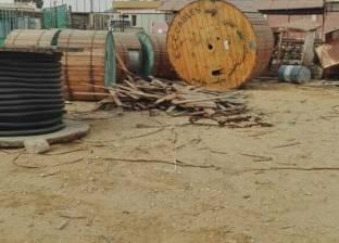 شرطة الكهرباء: تنفيذ 650 جنحة حبس في قضايا سرقة التيار خلال 24 ساعة