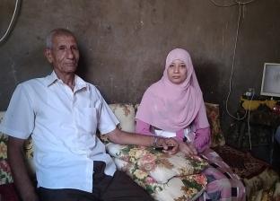 أكبر طالب ثانوي.. دخل الامتحان مع ابنته.. «هو نجح وهي بمادة» (فيديو)