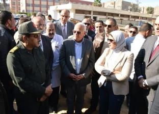 """""""زايد"""": منظومة التأمين الصحي ستكون بدايتها التاريخية في بورسعيد"""