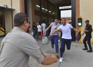 الإفراج عن 408 سجناء بمناسبة عيد الشرطة