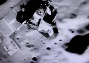 بالفيديو| لقطات نادرة لمنشآت على سطح القمر
