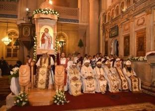 الكنائس تقيم الليلة قداسات عيد الغطاس والبابا يترأس القداس بالإسكندرية