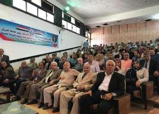 بروتوكول تعاون بين جامعة العريش ومديرية الرياضة