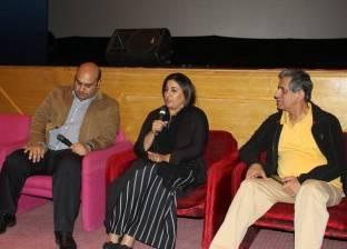 """المخرجة نجوم الغانم تناقش فيلمها """"آلات حادة"""" بـ""""الإسماعيلية السينمائي"""""""