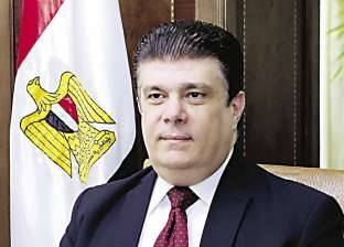 """حسين زين: آليات جديدة لتطوير """"الرعاية الطبية"""" بماسبيرو"""