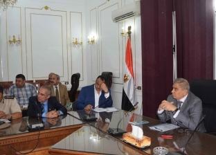 محافظ المنيا يطالب بتفعيل غرفة الأزمات تحسبا لحالة الطقس